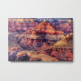 View of the Grand Canyon Metal Print