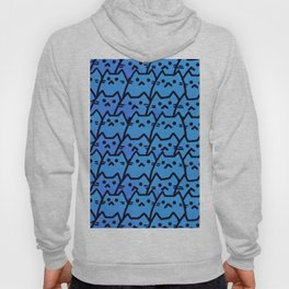 Cats  New version 111 Hoody