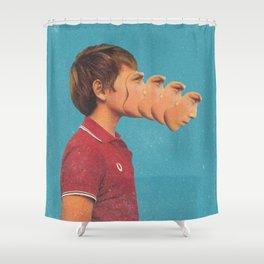 Sutphin Boulevard Shower Curtain