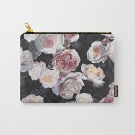 Wild summer roses Carry-All Pouch