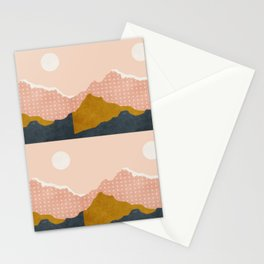 Moutain 0215 Stationery Cards