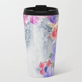 The real flower girl Travel Mug