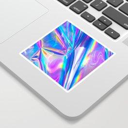 Just A Hologram Sticker
