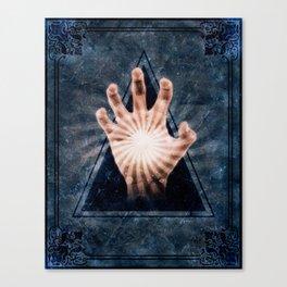 Destiny Wills (no text) Canvas Print