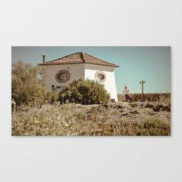 La croix Canvas Print