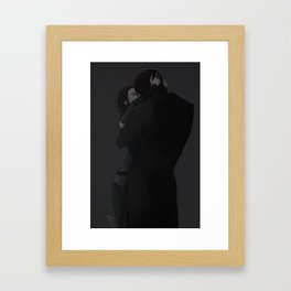 [interlude-] the sorrow that you cling to; Framed Art Print