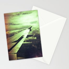 Lomographic Flight 1 Stationery Cards