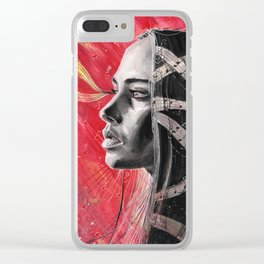 Fiona Apple Clear iPhone Case