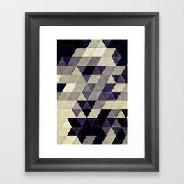 sykyk Framed Art Print
