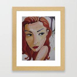 Jeanne Framed Art Print