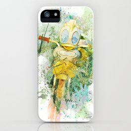 Come on, play with me once more... iPhone Case