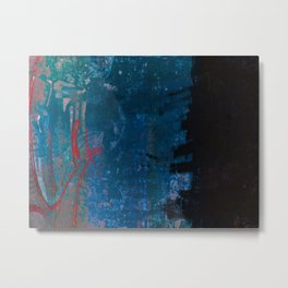 Do Androids Dream of Electric Sheep? Metal Print