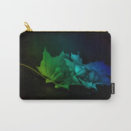 Acorns on a leafspoon Carry-All Pouch