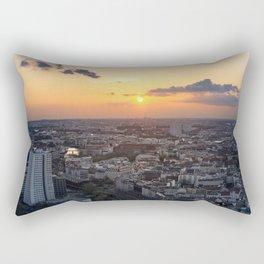 Berliner Sonne Rectangular Pillow