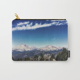 Oregon Mountains Carry-All Pouch