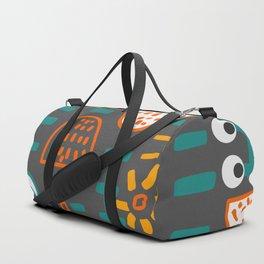 Spooky bunch watching Duffle Bag