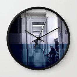 Trip on series #4 Wall Clock