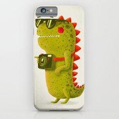 Dino touristo (olive) Slim Case iPhone 6s