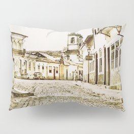 Historical city Pillow Sham