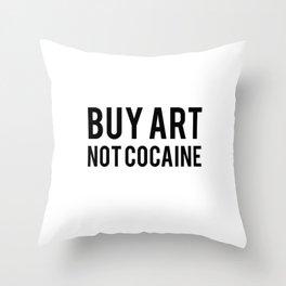 funny art print funny quotes prints funny wall art printable funny printable funny decor Throw Pillow