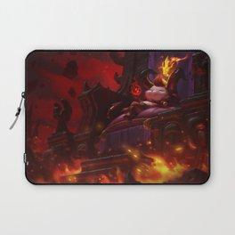 Little Devil Teemo League Of Legends Laptop Sleeve