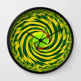 Vortex Wall Clock