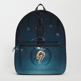Ripe for the Harvest / Sci-fi human clones Backpack