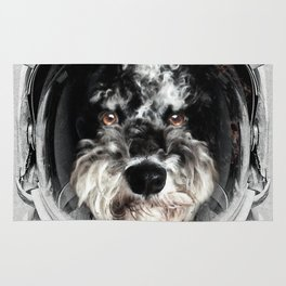 Buster Astro Dog Rug