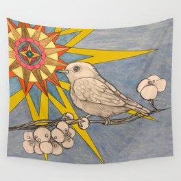 sunbird Wall Tapestry