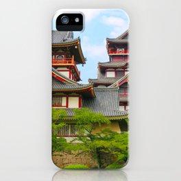 Castle Olden (Fushimi Momoyama) iPhone Case