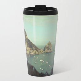 Amalfi coast, Italy 2 Travel Mug