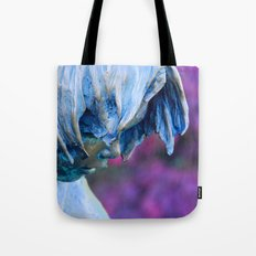 Thinking Of Plum Tote Bag