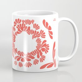 CORAL:  healthy boundaries Coffee Mug