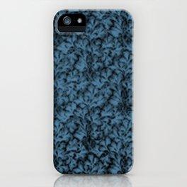Vintage Floral Lace Leaf Niagara iPhone Case