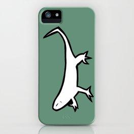"""Lagartijo"" iPhone Case"