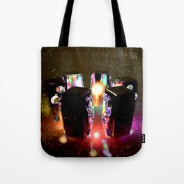 Wired for Sound Tote Bag