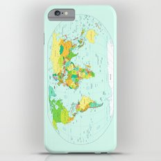 World Map iPhone 6 Plus Slim Case