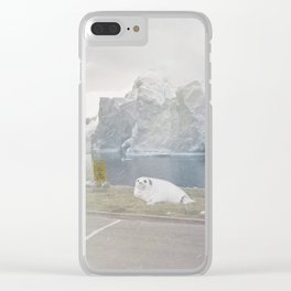 sea oh two Clear iPhone Case