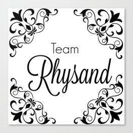 Rhysand Canvas Print