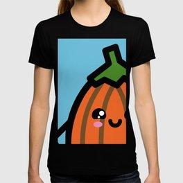 Creepy Egg Pumpkin - Halloween T-shirt