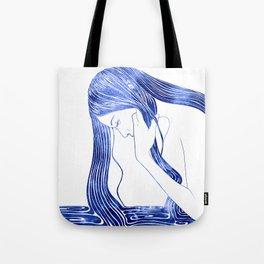 Nereid IV Tote Bag