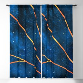 Divide the Sky Blackout Curtain