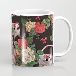 Opossum pattern Coffee Mug