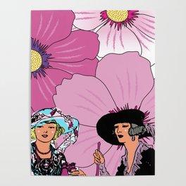 Good Afternoon Ladies Poster