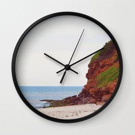 Singing Sands Beach Wall Clock