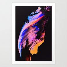 ~untitled~ Art Print