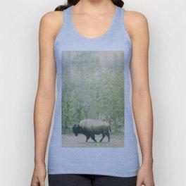 bison I Unisex Tank Top