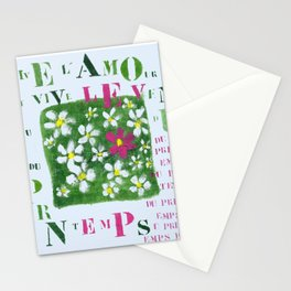 Vive le vent Stationery Cards