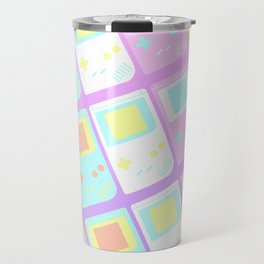 Pastel Gameboy Dreams Travel Mug