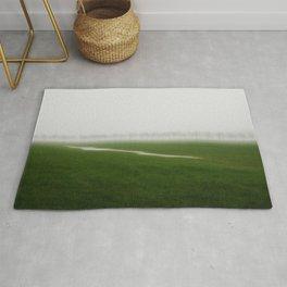 Foggy Landscape - JUSTART © Rug